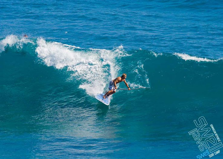 Stand up Paddle surfing Cabarete